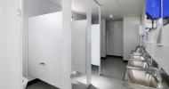 Ablution Building - Internal