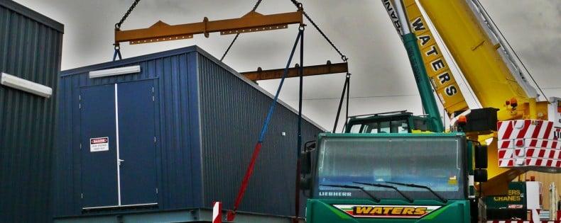 Switchroom Crane